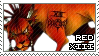 Final Fantasy VII ~ Red XIII ~ Stamp 1 by KiraiMirai