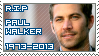 R.I.P Paul Walker (1973 - 2013) by KiraiMirai