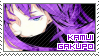 VOCALOID2 ~ Kamui Gakupo ~ Stamp 1 by KiraiMirai