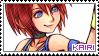 KH 1.5 ReMIX ~ Kairi ~ Stamp 1 by KiraiMirai