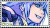 KH 1.5 ReMIX ~ Riku ~ Stamp 1 by KiraiMirai