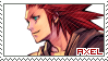 KH 358/2 Days ~ Axel ~ Stamp 1 by KiraiMirai
