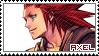 KH 358/2 Days ~ Axel ~ Stamp 1 by KiraiMirai