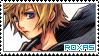 KH 358/2 Days ~ Roxas ~ Stamp 1 by KiraiMirai