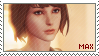 Life Is Strange ~ Max Caulfield ~ Stamp 1 by KiraiMirai