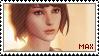 Life Is Strange ~ Max Caulfield ~ Stamp 1 by KiraiMirai