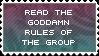 Group Founder Problems 1# by KiraiMirai