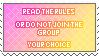 Read The Rules by KiraiMirai