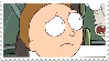 Morty stamp by GreenTheColorGuy