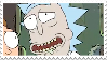 Rick stamp by GreenTheColorGuy