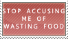 Stop Accusing by MoonChildStamps