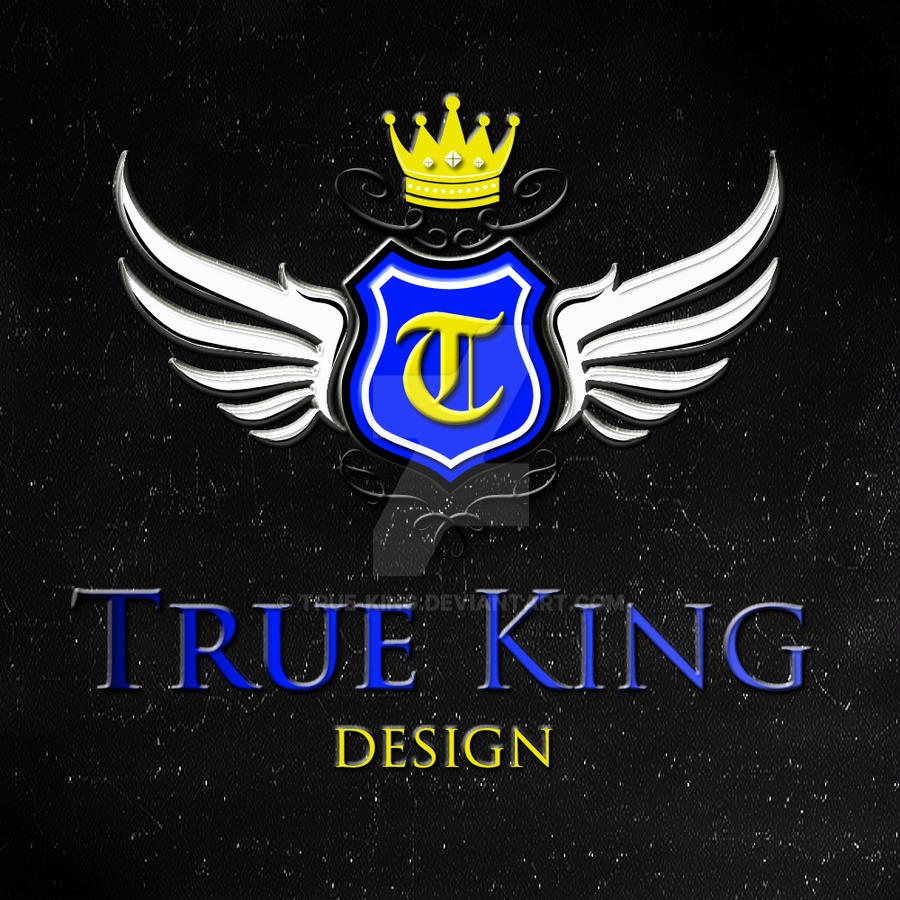 True King Design Logo By