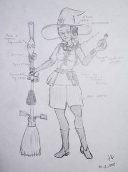 Soviet Witch