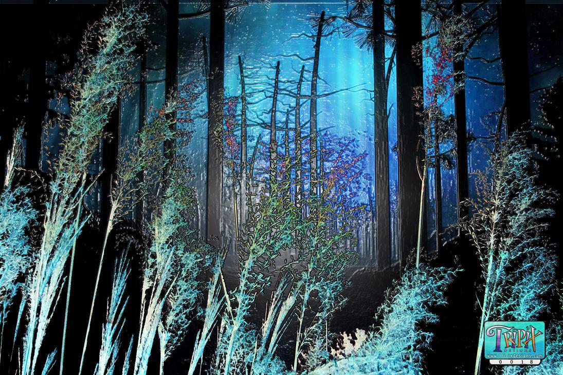 Supernatural Floresta by tripixdesigns