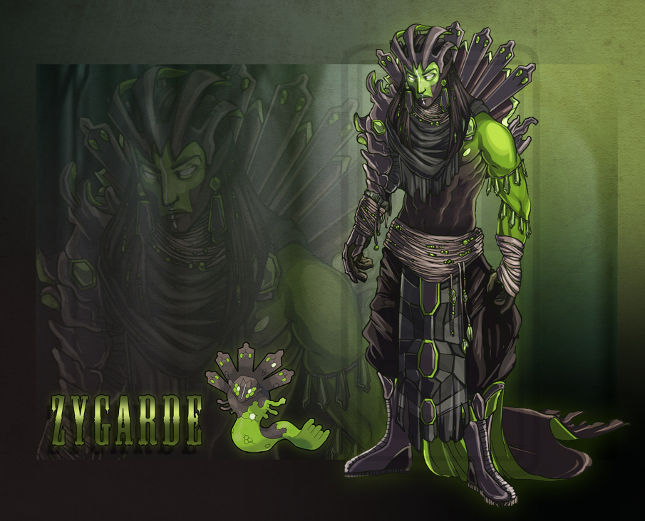 Adoptables - Zygarde [Auction: CLOSED] by LuckySquid