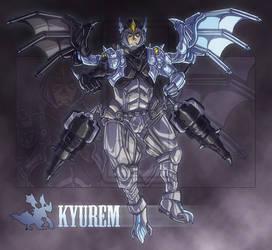 Black Kyurem Soldier [OPEN]