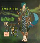 Wander Fox [Auction: CLOSED]