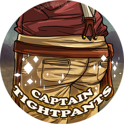 Captain Tight Pants