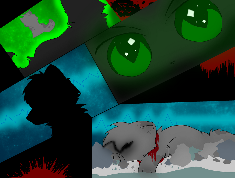 Ashfur S Death - Image Mag