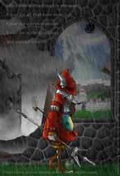 A tear in the Rain (Freya) by Warran