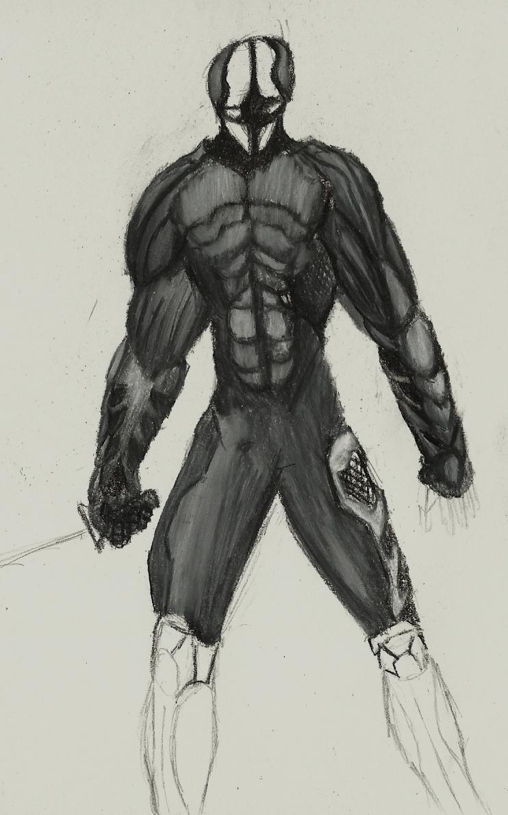 armor wip #2 by reaper222ofdarkness
