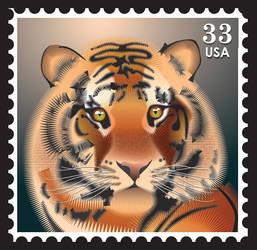 Endangered Species Stamp by ryan-gfx