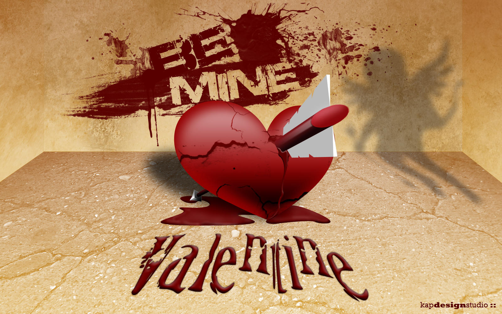 Be Mine by kapdesign