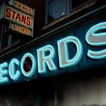 Neon Records by kapdesign
