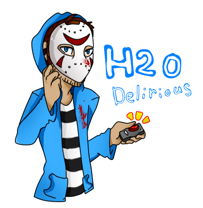 H2O Delirious!~ by ll-MrRandom-ll on DeviantArt H20 Delirious Drawings