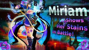 Miriam For SSBU - Newcomer