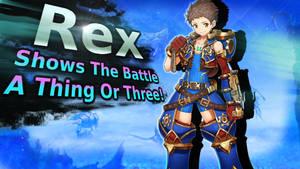 Rex For SSBU - Newcomer
