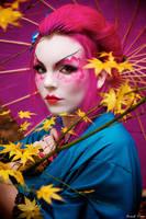 Geisha by BreakFreePhotography