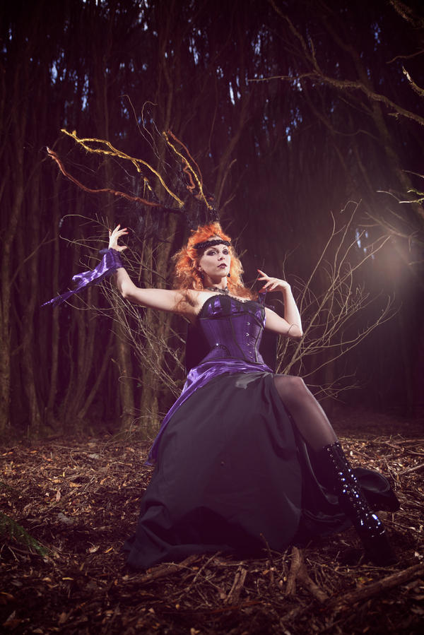 Forest Queen by BreakFreePhotography