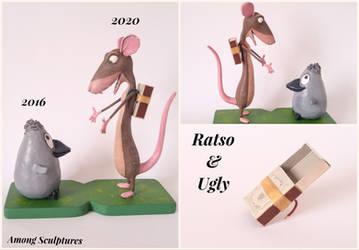Ugly and Ratso