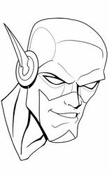 Flash headshot