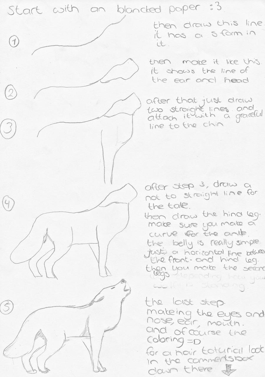 Uncategorized How To Draw A Howling Wolf how to draw a howling wolf by lollykiller on deviantart lollykiller