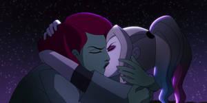 ivy kiss harley but and kiteman what