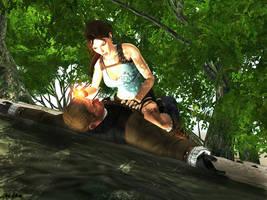 TRA cutscene remake by BubbleCloud