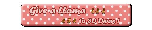 Give a Llama to 3D Divas