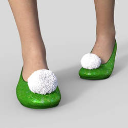 Leafy Shoes