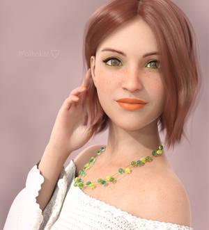 Momoko Portrait 02
