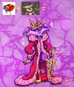 Royal Buggaboo