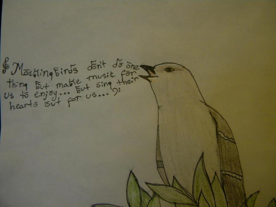 To kill a mockingbird literary analysis essay