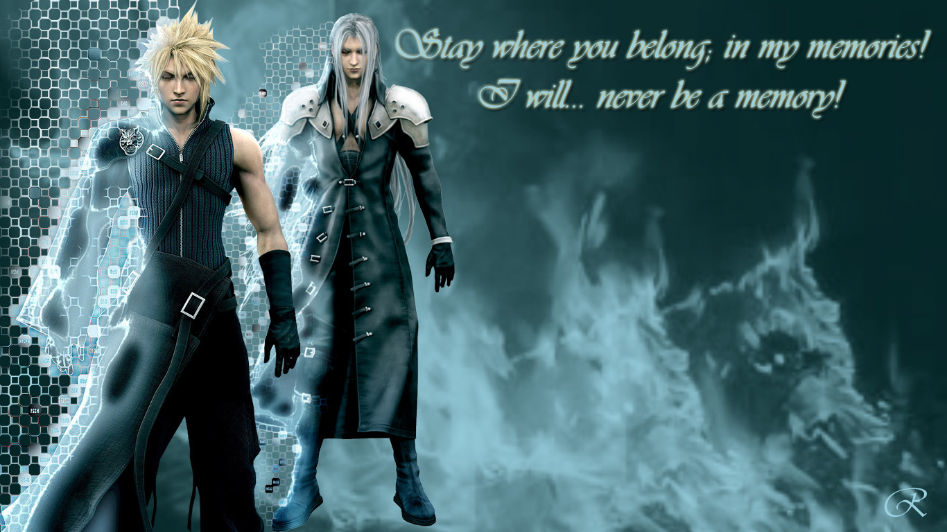 Hd Final Fantasy Vii By Ryuiya On Deviantart