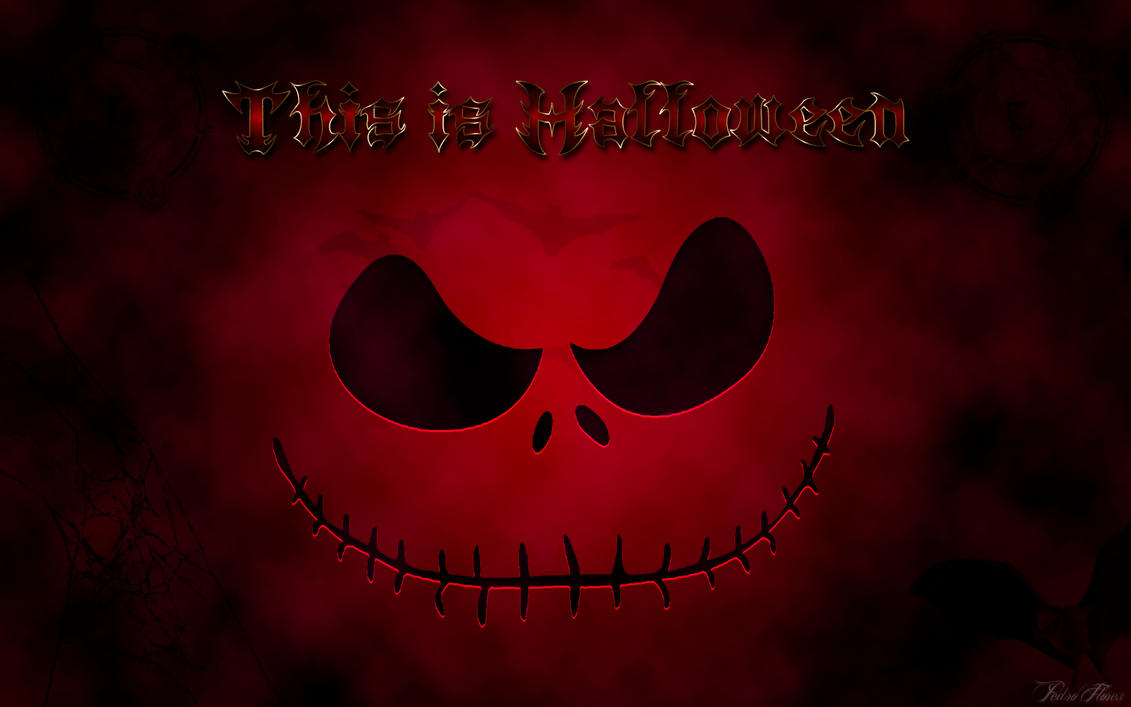 Wallpaper This Is Halloween HD 1920x1200 By DShepe ...