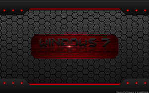 Wallpaper LED RED HD 1920x1200 by DShepe