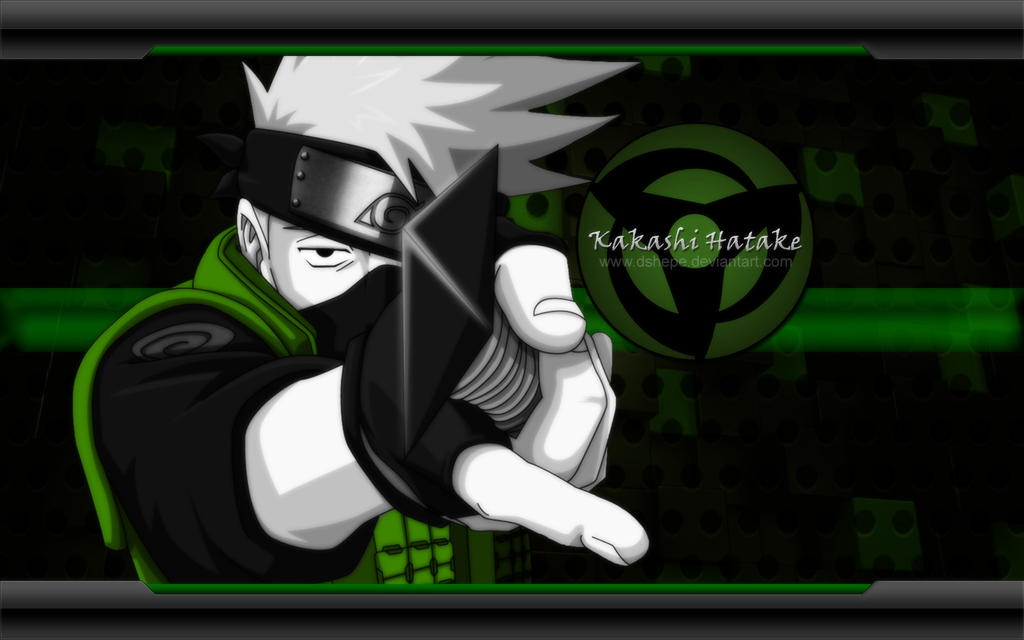 Wallpaper kakashi hatake hd 1920x1200 by dshepe by dshepe on deviantart - Kakashi sensei wallpaper ...