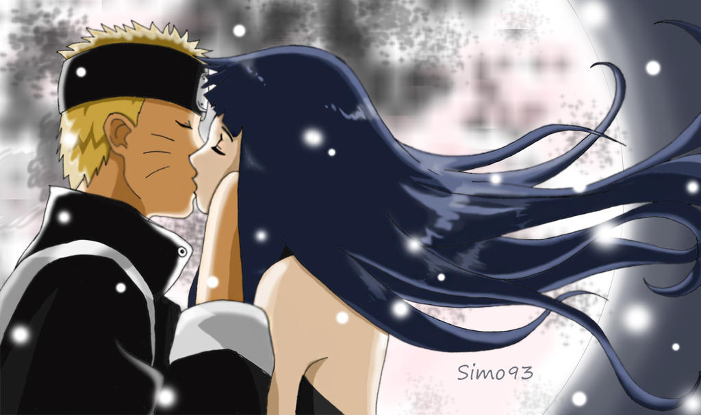 Naruto and hinata first love by simo93art on deviantart naruto and hinata first love by simo93art voltagebd Images