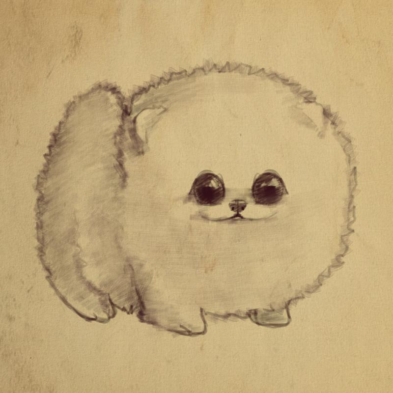 Poof ball by OriginalDragonLord