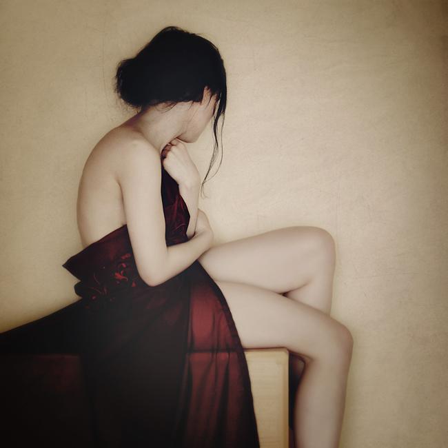 Mondmaedchen by BlackLillyFlower